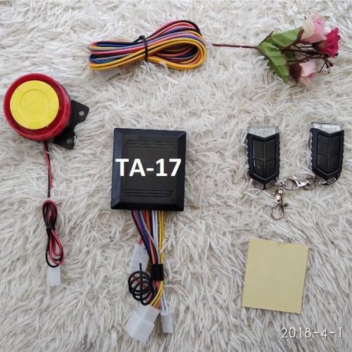 khóa chống trộm xe máy TA-17