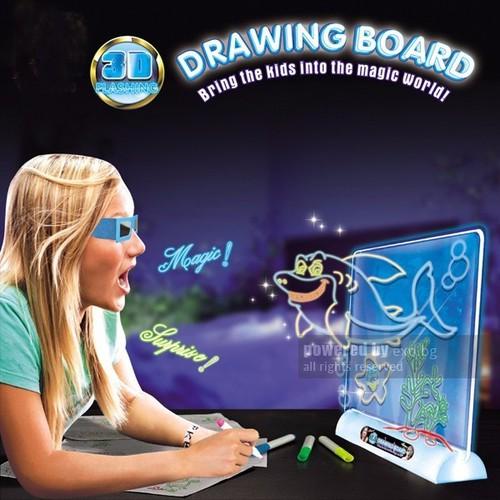 Bộ tranh vẽ 3d ma thuật kèm bút màu magic 3D Drawing Board - 10578875 , 11219953 , 15_11219953 , 85000 , Bo-tranh-ve-3d-ma-thuat-kem-but-mau-magic-3D-Drawing-Board-15_11219953 , sendo.vn , Bộ tranh vẽ 3d ma thuật kèm bút màu magic 3D Drawing Board