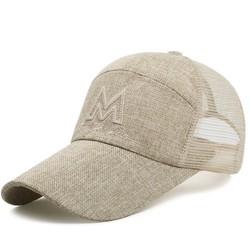 nón mũ nam lưỡi trai chữ M