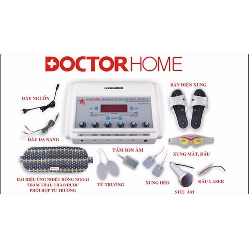 Máy vật lý trị liệu đa năng Doctor Home BỘ QUỐC PHÒNG mẫu mới - 5491124 , 9213958 , 15_9213958 , 7050000 , May-vat-ly-tri-lieu-da-nang-Doctor-Home-BO-QUOC-PHONG-mau-moi-15_9213958 , sendo.vn , Máy vật lý trị liệu đa năng Doctor Home BỘ QUỐC PHÒNG mẫu mới