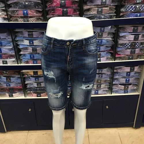 quần short jean rách