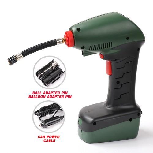 Máy bơm hơi xe ô tô áp lực Portable Air Compressor MA-018 - 4154311 , 10296451 , 15_10296451 , 399000 , May-bom-hoi-xe-o-to-ap-luc-Portable-Air-Compressor-MA-018-15_10296451 , sendo.vn , Máy bơm hơi xe ô tô áp lực Portable Air Compressor MA-018