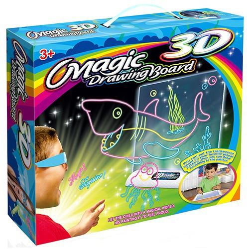Bộ tranh vẽ 3d ma thuật kèm bút màu magic 3D Drawing Board - 6334199 , 12931695 , 15_12931695 , 196000 , Bo-tranh-ve-3d-ma-thuat-kem-but-mau-magic-3D-Drawing-Board-15_12931695 , sendo.vn , Bộ tranh vẽ 3d ma thuật kèm bút màu magic 3D Drawing Board