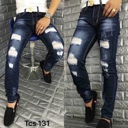 Quần Jeans Nam Thời Trang Phong Cách OHS131