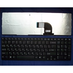 Bàn phím Sony SVE15 Đen  khung  Original