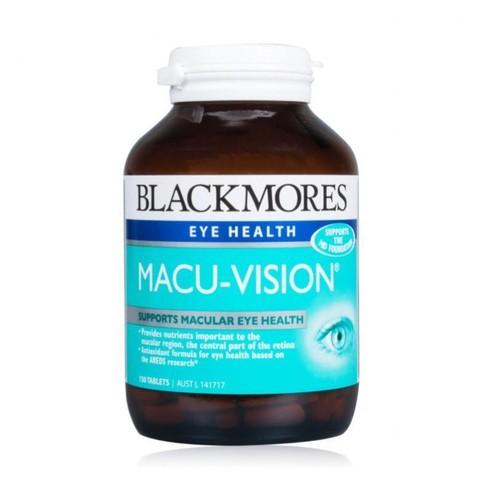 Viên uống bổ mắt Macu-Vision BlackMores 125 viên - 5486481 , 9204475 , 15_9204475 , 459900 , Vien-uong-bo-mat-Macu-Vision-BlackMores-125-vien-15_9204475 , sendo.vn , Viên uống bổ mắt Macu-Vision BlackMores 125 viên