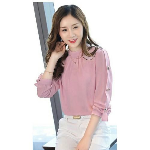 áo kiểu nữ công sở - 5487394 , 9206376 , 15_9206376 , 170000 , ao-kieu-nu-cong-so-15_9206376 , sendo.vn , áo kiểu nữ công sở