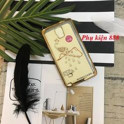 Ốp lưng Samsung Galaxy Note 4 dẻo hình họa tiết