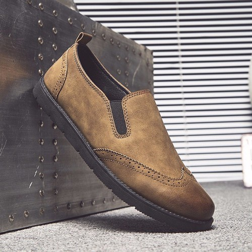 giày lười da nam [Siêu giảm giá]