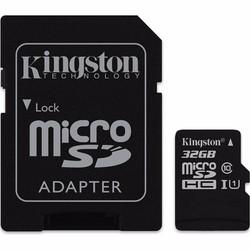Thẻ Nhớ Micro SDHC Kingston 32GB Class 10