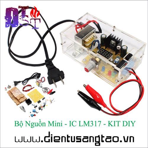Bộ Nguồn Mini  IC LM317  KIT DIY Tự ráp - 5496680 , 9225127 , 15_9225127 , 140000 , Bo-Nguon-Mini-IC-LM317-KIT-DIY-Tu-rap-15_9225127 , sendo.vn , Bộ Nguồn Mini  IC LM317  KIT DIY Tự ráp