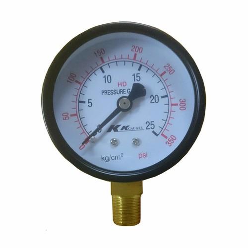 Đồng hồ đo áp suất 25 Kg