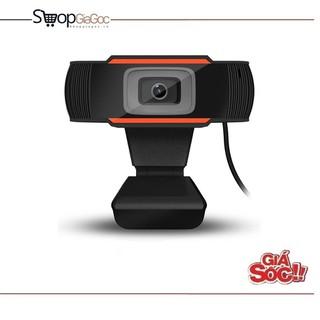 Webcam Học trực tuyến, Live Stream Học Online Dùng Cho Máy Tính, Laptop Webcam A870 - Webcam A870C thumbnail