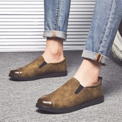 giày da nam đế mềm