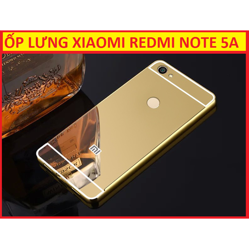 ỐP LƯNG XIAOMI REDMI NOTE 5A