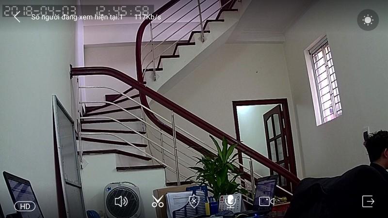 Camera ip wifi YOOSEE 2 râu ngoài trời đàm thoại 2 chiều +thẻ nhớ 32Gb 3