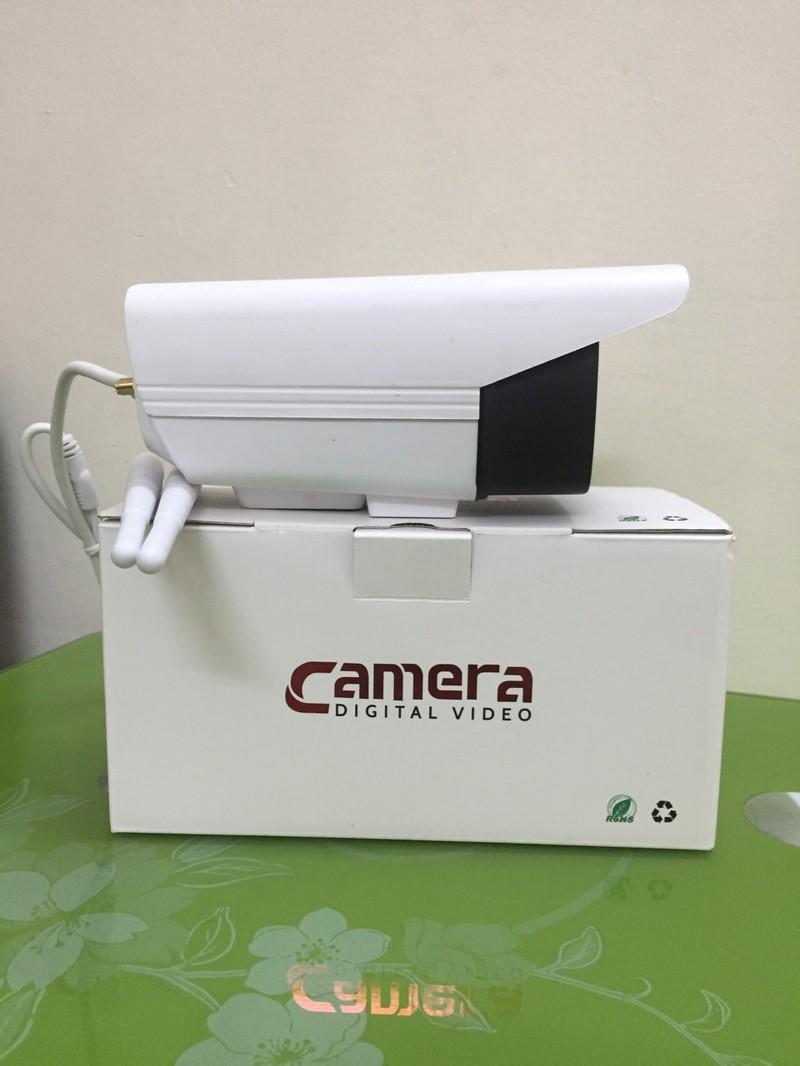 Camera ip wifi YOOSEE 2 râu ngoài trời đàm thoại 2 chiều +thẻ nhớ 32Gb 5