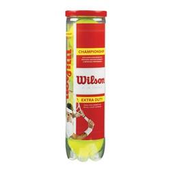 Bóng Tennis Wilson Đỏ 4