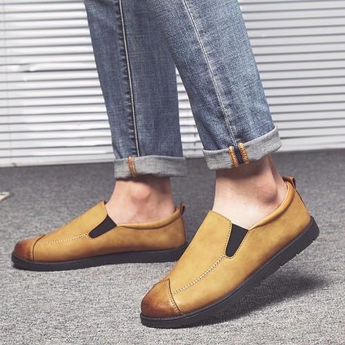Giày Lười Da nam [Siêu giảm giá] - 7218129 , 17070400 , 15_17070400 , 414000 , Giay-Luoi-Da-nam-Sieu-giam-gia-15_17070400 , sendo.vn , Giày Lười Da nam [Siêu giảm giá]