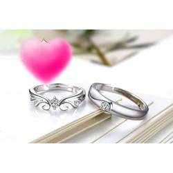 cặp nhẫn đôi tình nhân