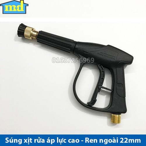 Súng xịt, súng rửa xe loại đầu đồng chất lượng, lõi hợp kim siêu bền - 4431626 , 9238639 , 15_9238639 , 207000 , Sung-xit-sung-rua-xe-loai-dau-dong-chat-luong-loi-hop-kim-sieu-ben-15_9238639 , sendo.vn , Súng xịt, súng rửa xe loại đầu đồng chất lượng, lõi hợp kim siêu bền