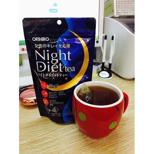 TRÀ GIẢM CÂN ban đêm của Orihiro Nhật Bản chính hãng TÚI 20 GÓI - 5503094 , 9240865 , 15_9240865 , 200000 , TRA-GIAM-CAN-ban-dem-cua-Orihiro-Nhat-Ban-chinh-hang-TUI-20-GOI-15_9240865 , sendo.vn , TRÀ GIẢM CÂN ban đêm của Orihiro Nhật Bản chính hãng TÚI 20 GÓI
