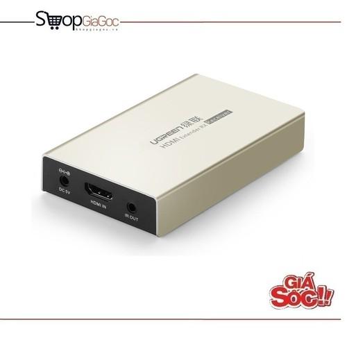 Thiết bị phát tín hiệu HDMI 120M qua RJ45 Cat5e,Cat6 Ugreen 40280 - 4431523 , 9238210 , 15_9238210 , 1605000 , Thiet-bi-phat-tin-hieu-HDMI-120M-qua-RJ45-Cat5eCat6-Ugreen-40280-15_9238210 , sendo.vn , Thiết bị phát tín hiệu HDMI 120M qua RJ45 Cat5e,Cat6 Ugreen 40280