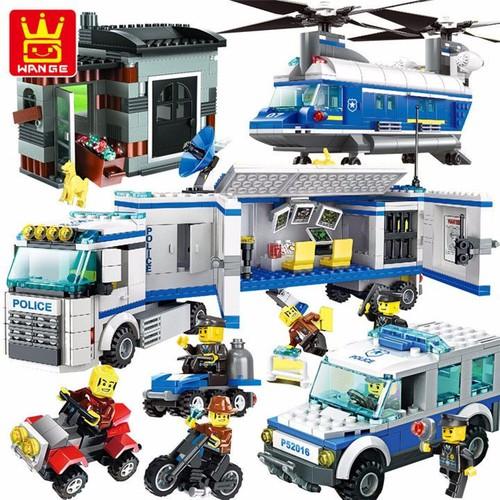 LEG0 thành phố xe cảnh sát 511 chi tiết - 5499561 , 9232674 , 15_9232674 , 429000 , LEG0-thanh-pho-xe-canh-sat-511-chi-tiet-15_9232674 , sendo.vn , LEG0 thành phố xe cảnh sát 511 chi tiết