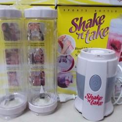 Máy xay Shake n Take loại 2 cối xay