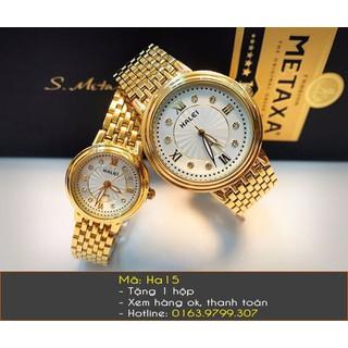 Đồng hồ đôi Halei sang trọng - 130 thumbnail