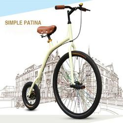 Xe đạp LOVE FREEDOM HD388