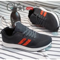 Giày Sneaker Nam Chạy Bộ Mùa Hè Năng Động