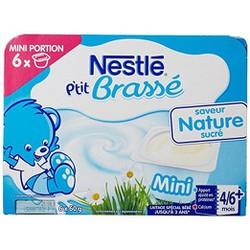 Sữa chua nguội nestle vị tự nhiên cho bé từ 4m