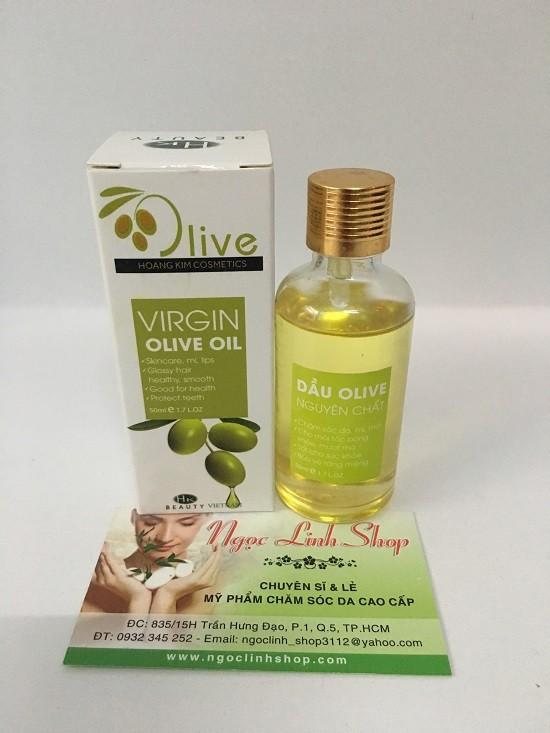Dầu Olive Nguyên Chất Hk Beauty 1