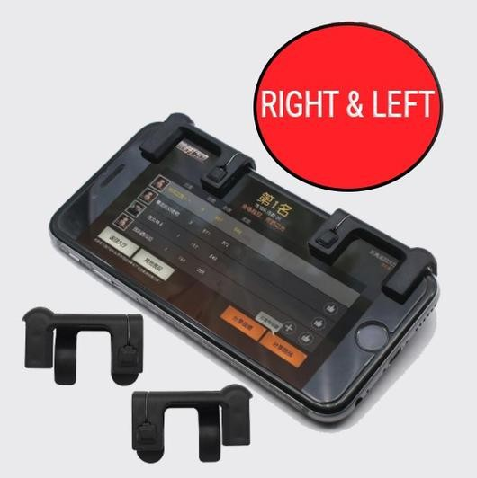 Nút chơi game Pubg cảm ứng - Controller Pubg Mobile 9