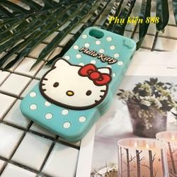 Ốp lưng Iphone 5,5S hình Hello Kitty