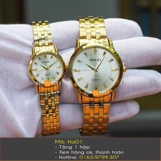 Đồng hồ đôi Halei cao cấp - 122 thumbnail
