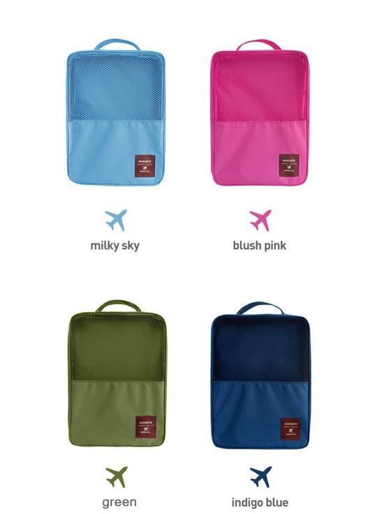 Túi Đựng Giày chống thấm du lịch tiện ích Cao Cấp Loại Lớn 7
