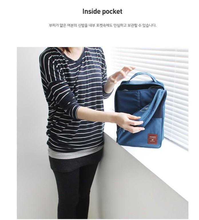 Túi Đựng Giày chống thấm du lịch tiện ích Cao Cấp Loại Lớn 3