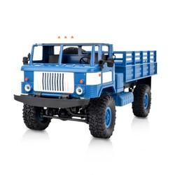 Xe ô tô tải quân sự 2 cầu GAZ 66 - Màu xanh dương