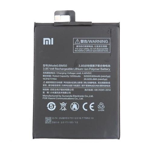 Pin cho Xiaomi Mi Max 2 - BM50 dung lượng 5300mAh