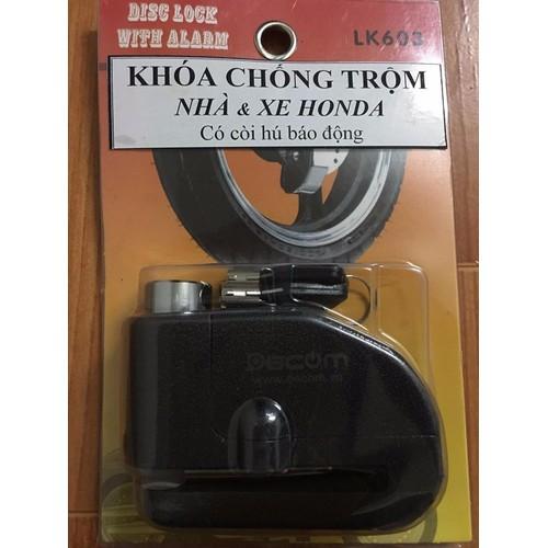 Khóa đĩa chống trộm xe máy có còi hú - 5512375 , 9259305 , 15_9259305 , 300000 , Khoa-dia-chong-trom-xe-may-co-coi-hu-15_9259305 , sendo.vn , Khóa đĩa chống trộm xe máy có còi hú