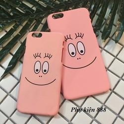 Ốp lưng Iphone 6,6S,6 Plus hình mặt đáng yêu