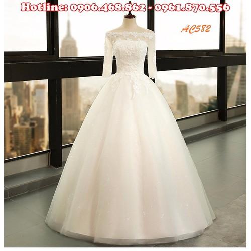 Áo cưới giá rẻ tại Phú Nhuận AC582 - 5511223 , 9257121 , 15_9257121 , 1450000 , Ao-cuoi-gia-re-tai-Phu-Nhuan-AC582-15_9257121 , sendo.vn , Áo cưới giá rẻ tại Phú Nhuận AC582