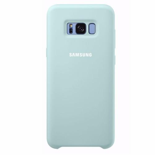 Ốp lưng silicone nhiều màu cho Galaxy S8 chính hãng