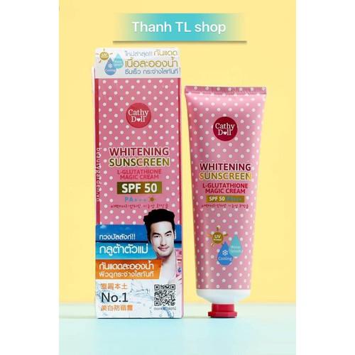 Kem chống nắng Cathy Doll SPF50 Thái Lan chính hãng