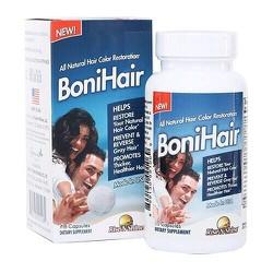 Viên uống BoniHair - 30 viên - chống rụng tóc, bạc tóc