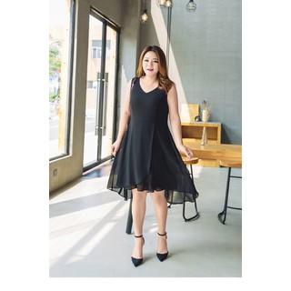 ĐẦM VOAN XÒE BIGSIZE CAO CẤP DRESS27 - DRESS27 thumbnail