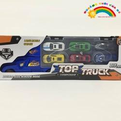 Xe oto Container Top Truck KTA623