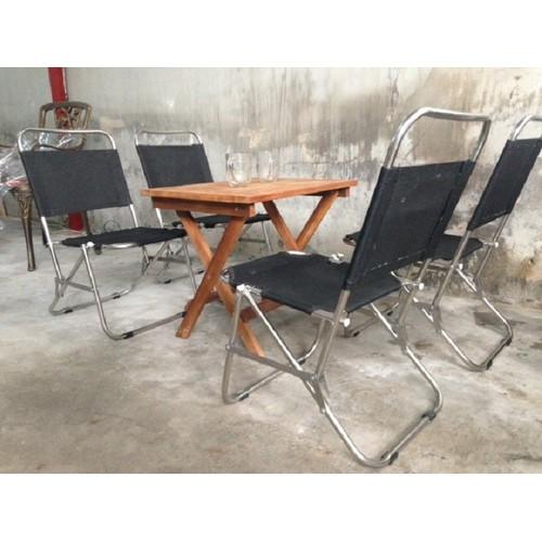 bàn ghế lưới chuyên dùng cho quán trà sữa